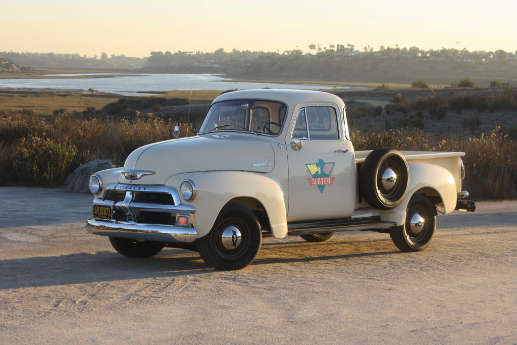Slater's 2nd restoration, 1954 Chevy 5-window